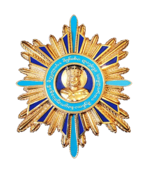 Breast Star of the Order of King David